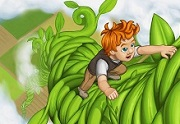 Audio - Chú bé Jack và cây đậu thần - Nghe đọc truyện cổ tích