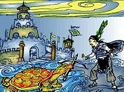 Truyền thuyết An Dương Vương xây thành Cổ Loa