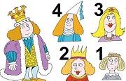 Bốn bà vợ của nhà vua | Hạt giống tâm hồn