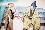 Sự tích Nguyệt Lão và Dây Tơ Hồng