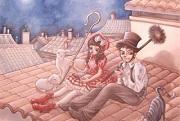 Cô bé chăn cừu và chú thợ nạo ống khói | Truyện cổ Andersen
