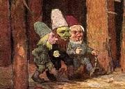 Ba người lùn trong rừng | Truyện cổ tích Grim