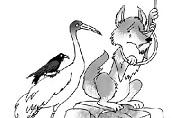 Điều mong ước cuối cùng của sói | Truyện ngụ ngôn