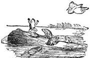 Lũ ếch muốn có vua   Truyện ngụ ngôn hay