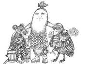 Chuột nhắt, chim sẻ và dồi nướng | Truyện cổ Grim