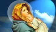 Con Đức Bà Maria | Truyện cổ Grim