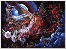 Chuyện tình thần Eros và nàng Psyche | Thần thoại Hy Lạp