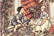 Con trai người gác cổng | Truyện cổ tích Andersen