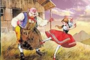Truyện cổ tích Andersen: Đôi giầy đỏ