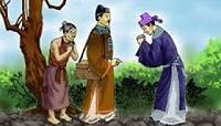 Truyện cổ tích Việt Nam - Vị danh y và hai người bệnh