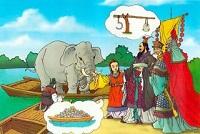 Trạng Lường cân voi - Giai thoại về Lương Thế Vinh