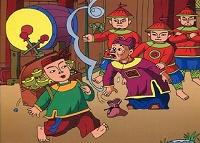 Cố Bu | Giai thoại dân gian Việt Nam