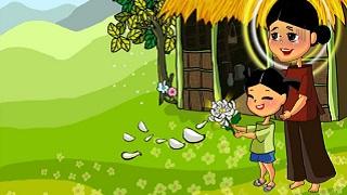 Sự tích Bông Hoa Cúc - Truyện cổ tích Việt Nam chọn lọc hay nhất