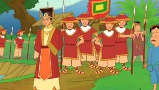 Sự tích Thánh làng Chèm - Đọc truyện cổ tích Việt Nam hay chọn lọc