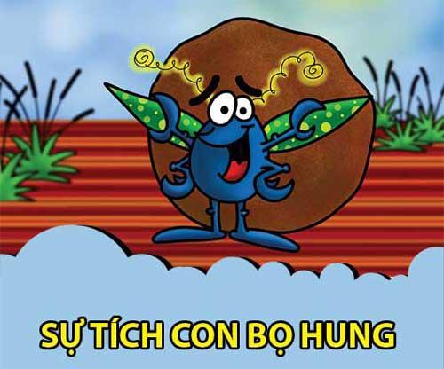 Sự tích con bọ hung | Truyện cổ tích Việt Nam