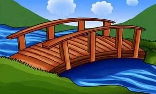 chiếc cầu phúc đức